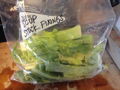 soup stock bag