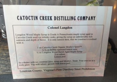 Colonel Langdon recipe