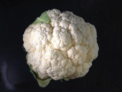 garlic parmesan mashed cauliflower