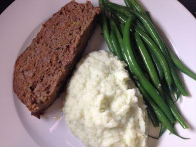 Mom's meatloaf #realfood
