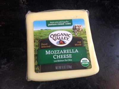 organic mozzarella